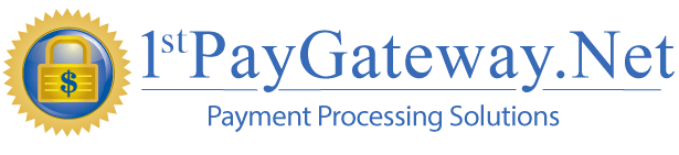 1stPayGateway.Net Payment Gateway and Payment Processing