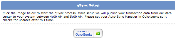 QuickBooks Credit Card Processing with qSync