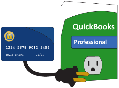 QuickBooks Credit Card Processing Plug-In